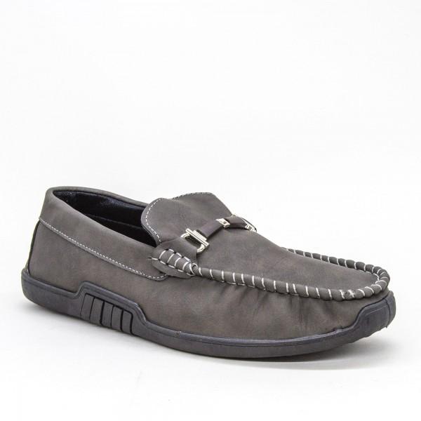 Mocasini Barbati 920-2 MCS Grey Sport Fashion