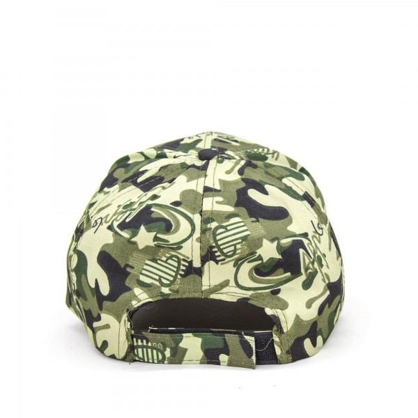 Sapca Barbati S3-15 CAMO Army Green Fashion