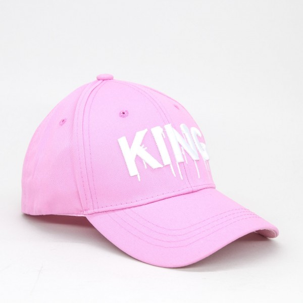 Sapca Barbati D11-8 KING Pink Fashion