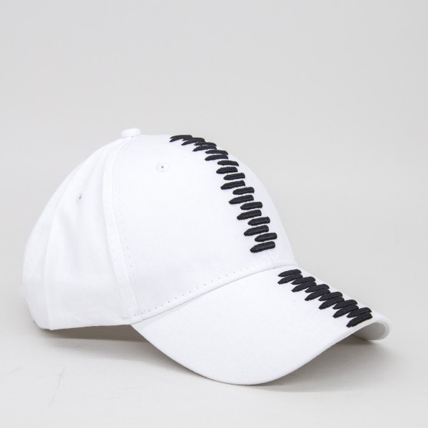 Sapca Barbati D12-5 White Fashion
