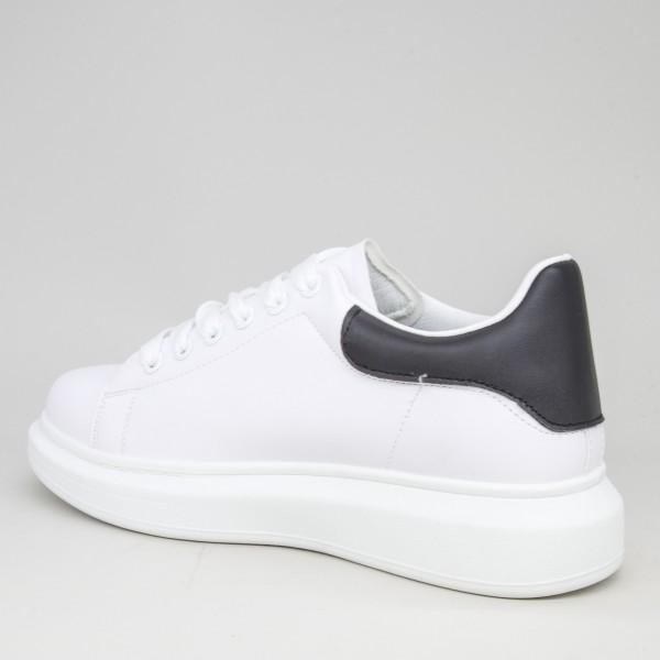 Pantofi Sport Barbati 888-1 PSB White-Black Mdeng