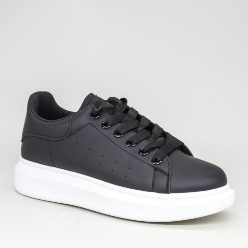 Pantofi Sport Barbati 888-1 PSB Black Mdeng