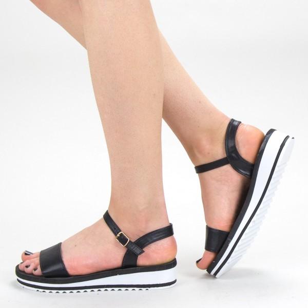 Sandale Dama WS151 Black Mei