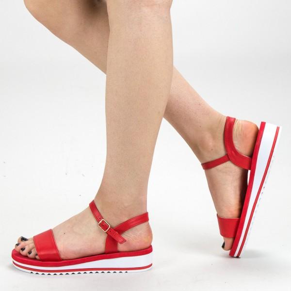 Sandale Dama WS151 Red Mei