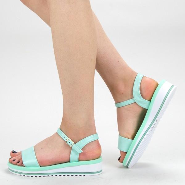 Sandale Dama WS151 Green Mei