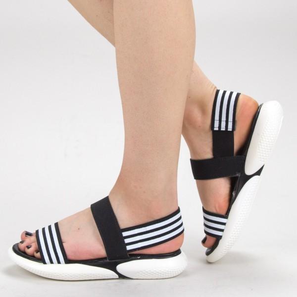 Sandale Dama WS156 Black Mei