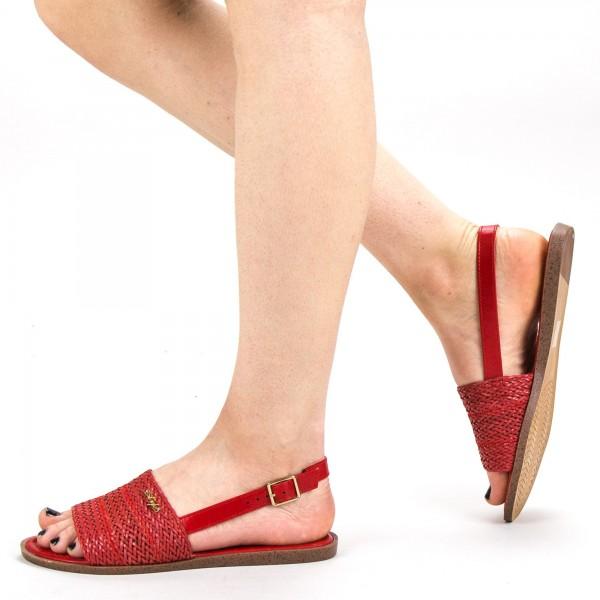 Sandale Dama GZXY8 Red Mei