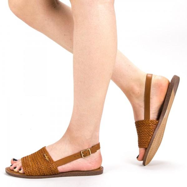 Sandale Dama GZXY8 Brown Mei