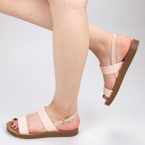 Sandale Dama CS37 Pink Mei