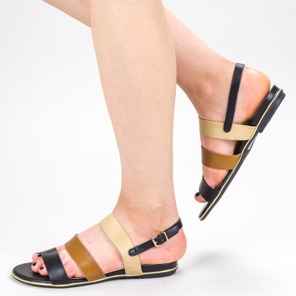 Sandale Dama CS39 Black Mei