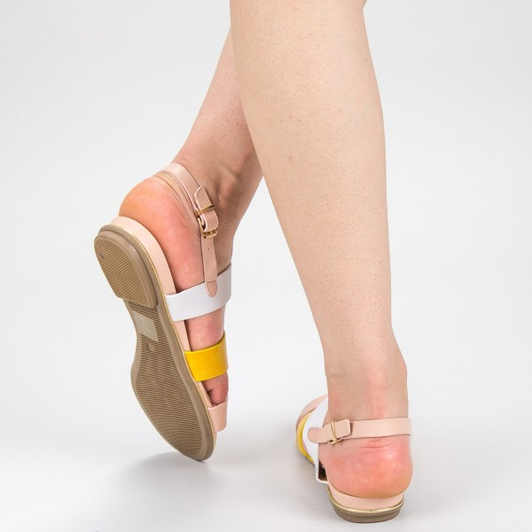 Sandale Dama CS39 Pink Mei