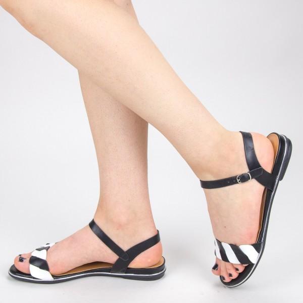 Sandale Dama CS50 Black Mei