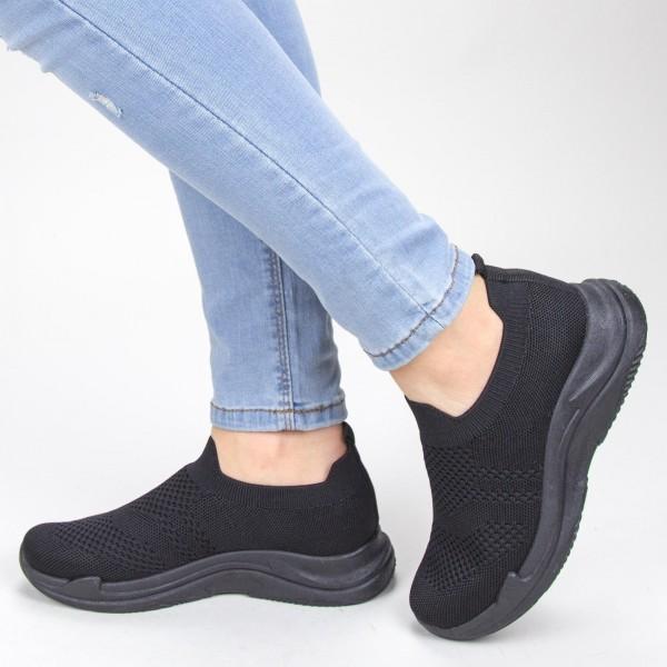 Pantofi Sport Dama WS159A Black Mei