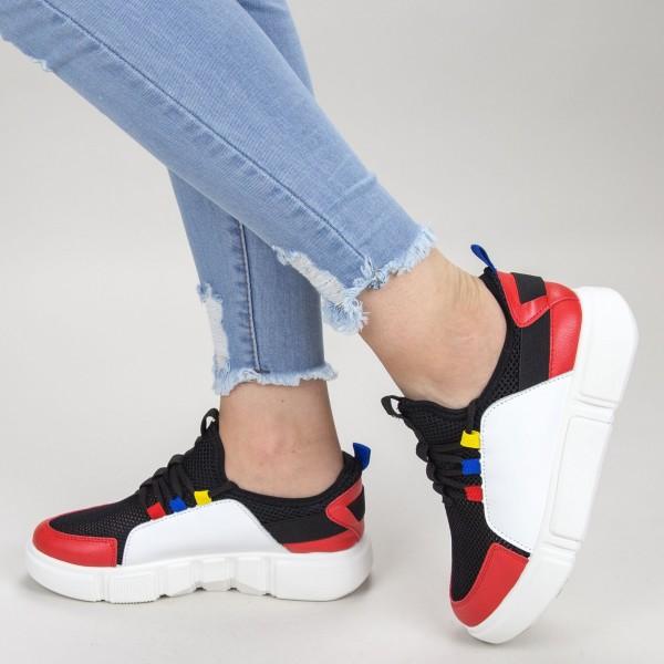 Pantofi Sport Dama GB73 Black Mei