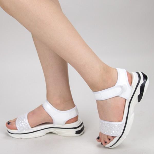 Sandale Dama XN2 White Mei