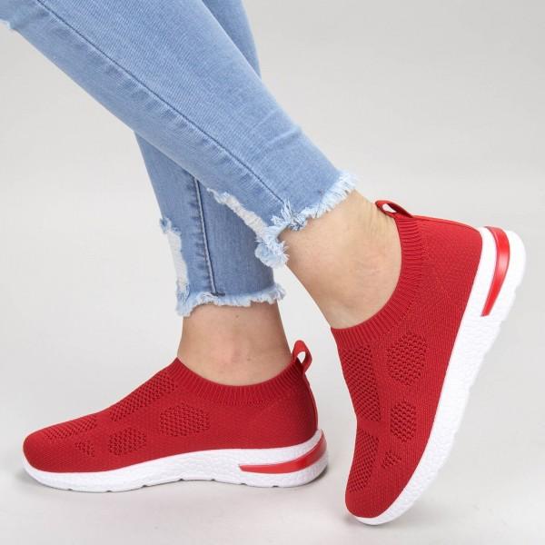 Pantofi Sport Dama KDN3 Red Mei