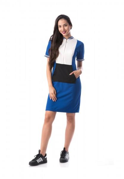 Rochie Dama ROCHIE 8231 Albastru Adrom