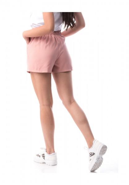 Pantaloni Scurti Dama PANTALON F136 Roz Adrom