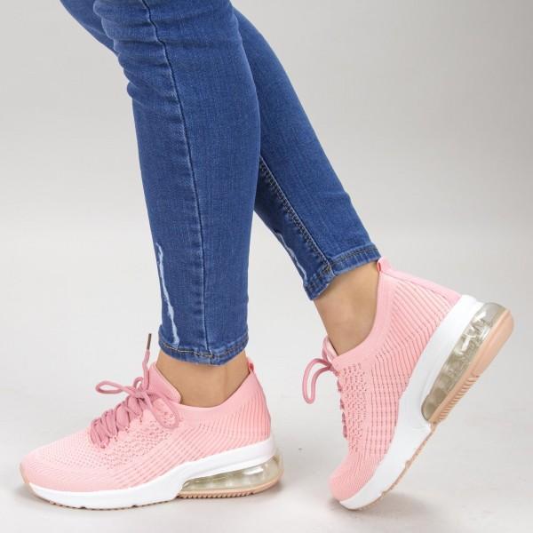 Pantofi Sport Dama 526 Pink Sport Fashion