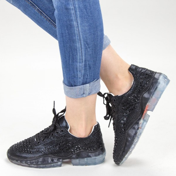 Pantofi Sport Dama JYP2 Black Mei