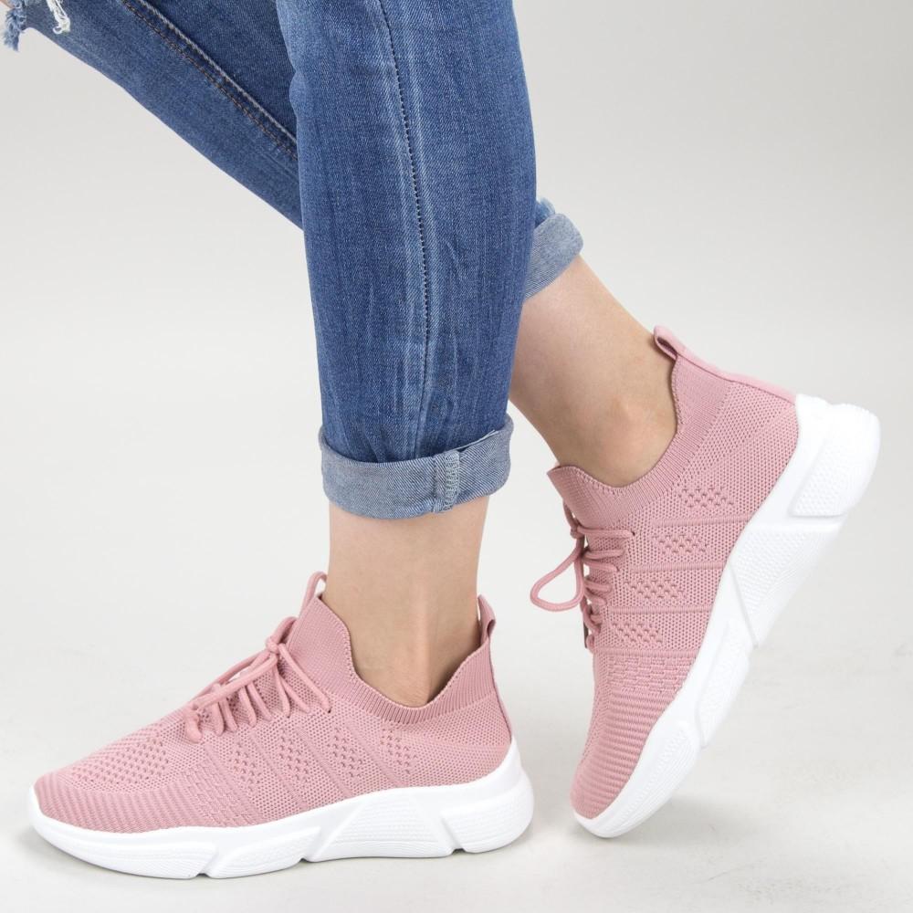 Pantofi Sport Dama KSQ1 Pink Mei