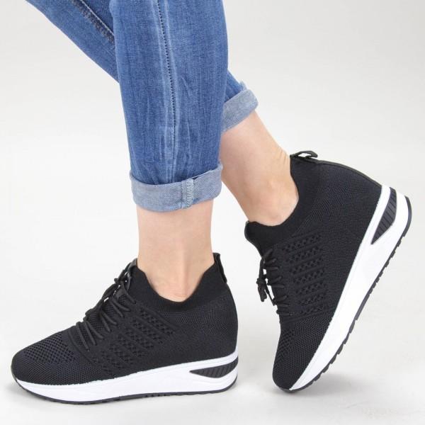 Pantofi Sport Dama KDN8 Black Mei