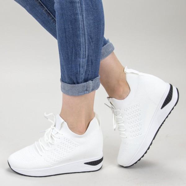 Pantofi Sport Dama KDN8 White Mei