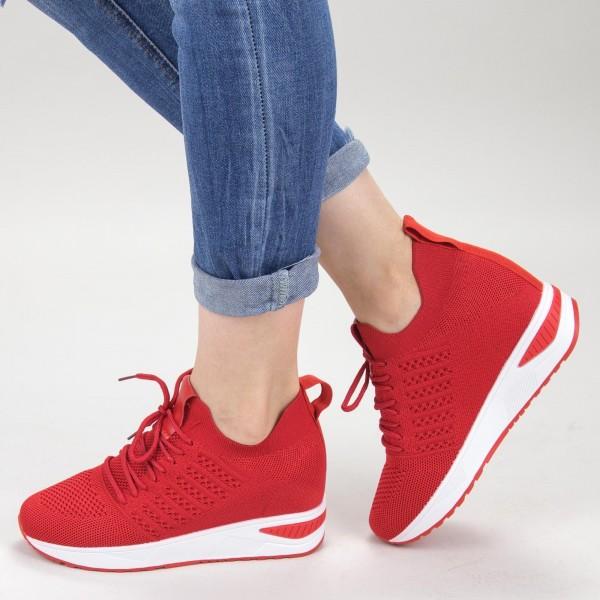 Pantofi Sport Dama KDN8 Red Mei