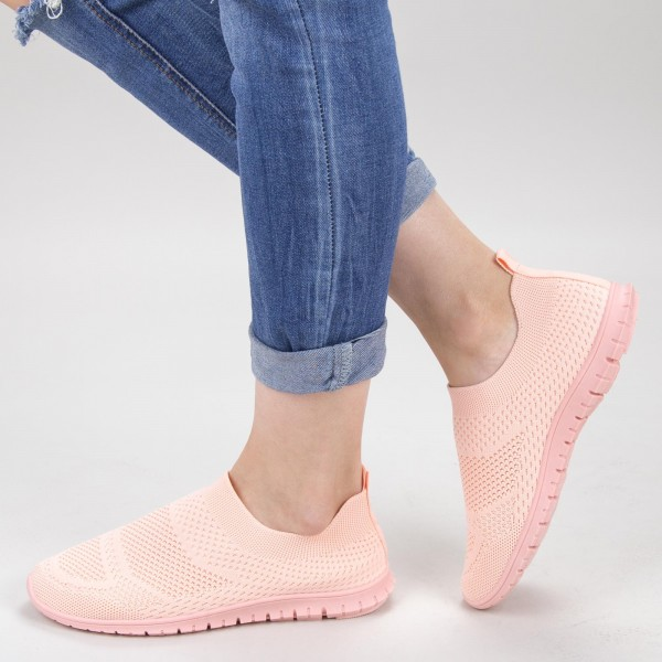 Pantofi Sport Dama YKQ152 Pink Mei