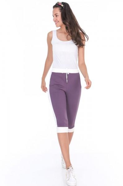 Pantaloni Dama PANTALON 8272 Mov Adrom