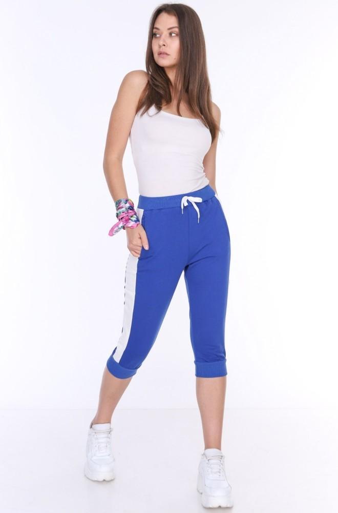 Pantaloni Dama PANTALON 8272 Albastru Adrom