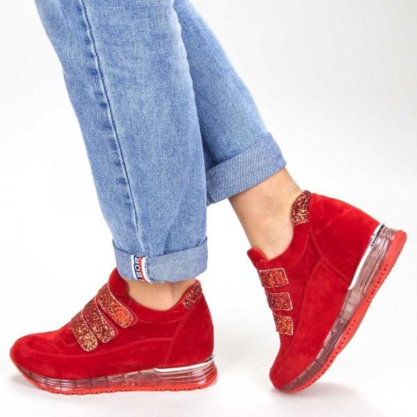 Pantofi Sport Dama SZ211 Red Mei