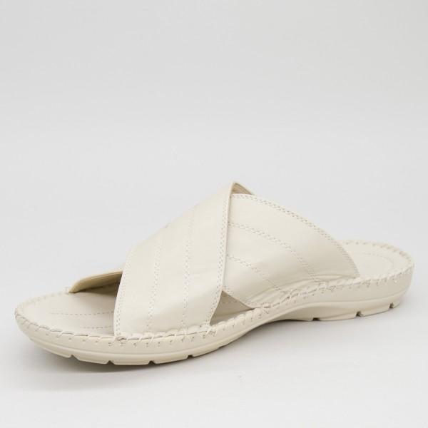Papuci Barbati C03-2 Beige Fashion