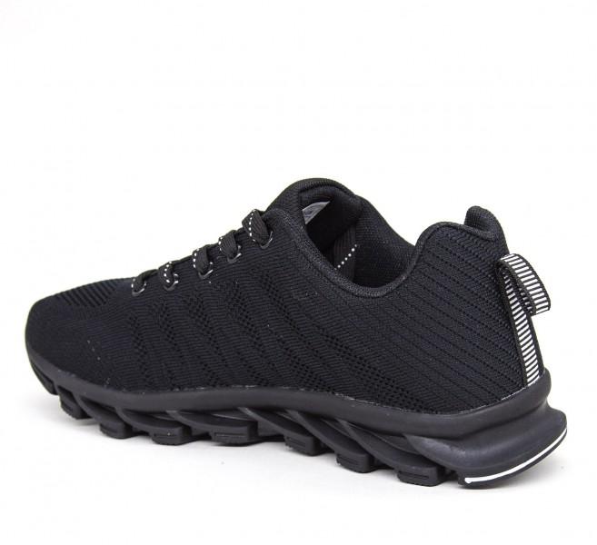 Pantofi Sport Barbati 1837 PSB Black Sport Fashion