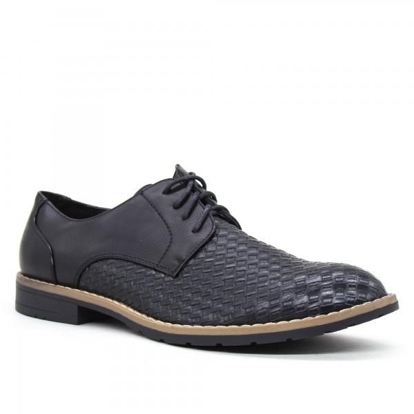 Pantofi Barbati 1G162 Black Clowse