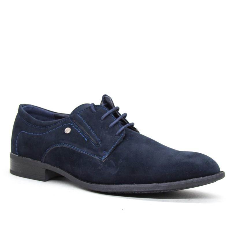Pantofi Barbati 9A302A Blue Clowse