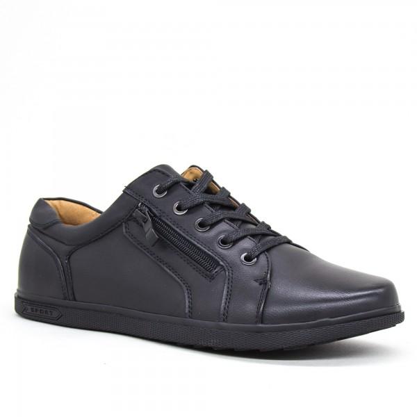 Pantofi Barbati 6A35-1 Black Clowse