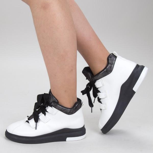 Pantofi Sport Dama YKQ103 White Mei