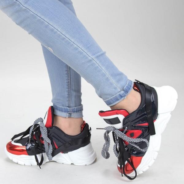Pantofi Sport Dama HMM13 Black Mei