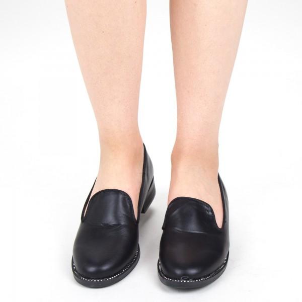 Pantofi Casual Dama GH19120A Black Mei