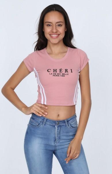 Tricou Dama TRICOU 8332 CHERI Roz Adrom