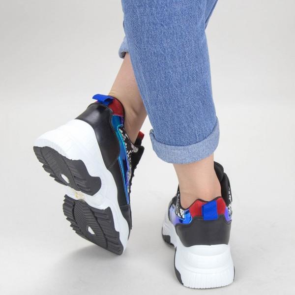 Pantofi Sport Dama YKQ115 Black Mei