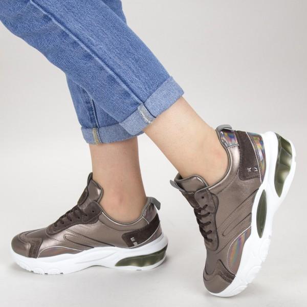 Pantofi Sport Dama JG6 Guncolor Mei