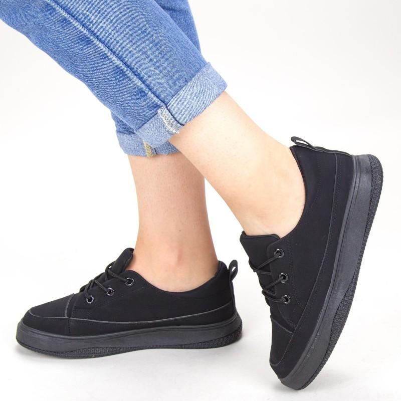 Pantofi Sport Dama JG7 Black Mei
