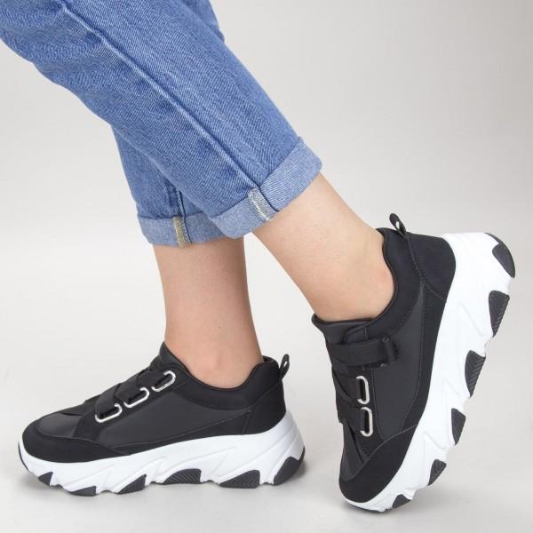 Pantofi Sport Dama JG8 Black Mei