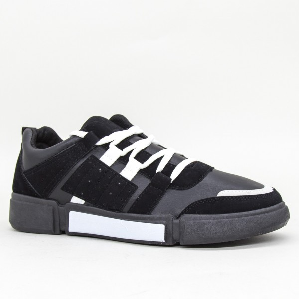 Pantofi Sport Barbati JG9 Black Mei