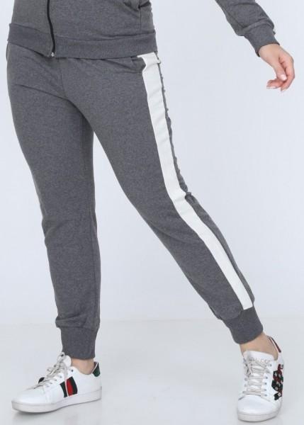 Pantaloni Dama 8316 BATAL Gri-Inchis Adrom