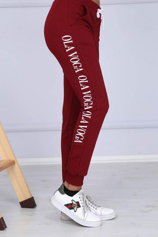Pantaloni Dama 8382 OLA VOGA Grena Adrom