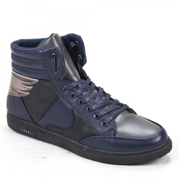 Ghete Barbati 268 GB Blue-black Elion