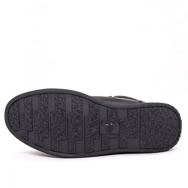 Ghete Barbati A16 GB All-Black Fashion